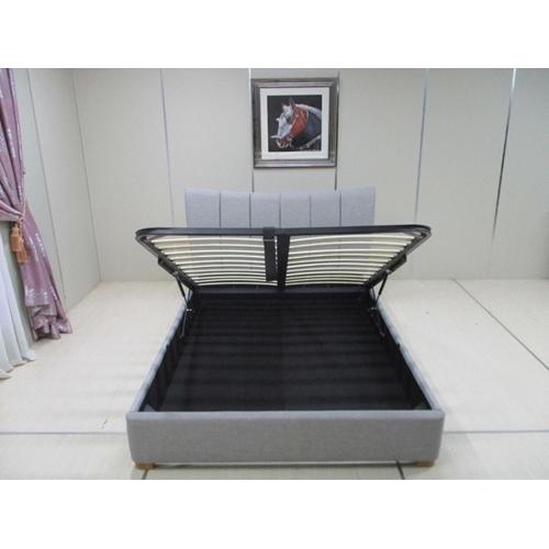 מיטה זוגית עם ארגז מצעים דגם TERESA מבית GAROX