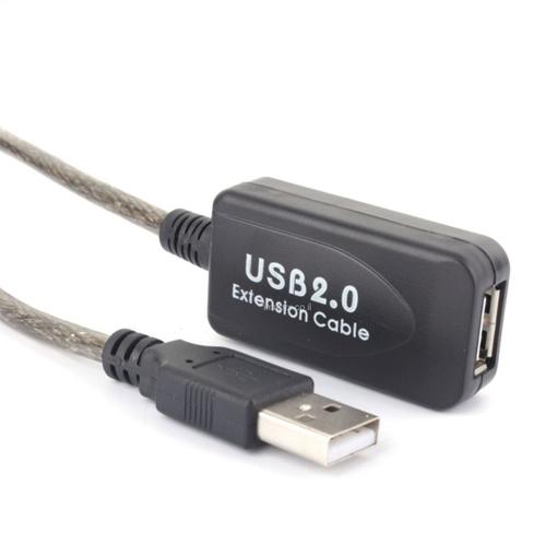 כבל מאריך USB אקטיבי (מוגבר) מבית MATRIX