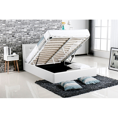 מיטה ברוחב וחצי דגם אלסינה מבית Vitorio Divani