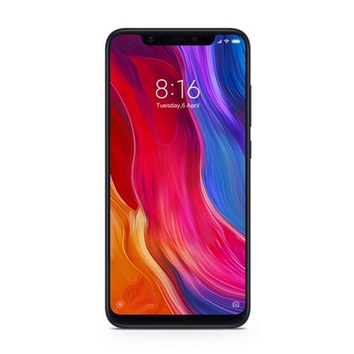 סמארטפון Xiaomi Mi 8 128GB אחריות יבואן רשמי