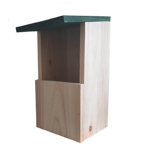 תיבת קינון לציפורי שיר ובר קטנות מתנה למרפסת!