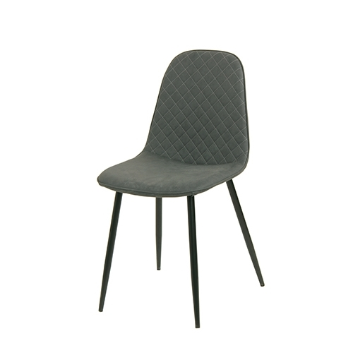 כיסא לפינת אוכל מרופד בעיצוב מודרני מבית ביתילי