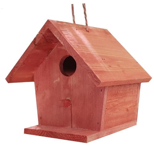 תיבת קינון לציפורי שיר ובר קטנות - מתנה למרפסת וגג