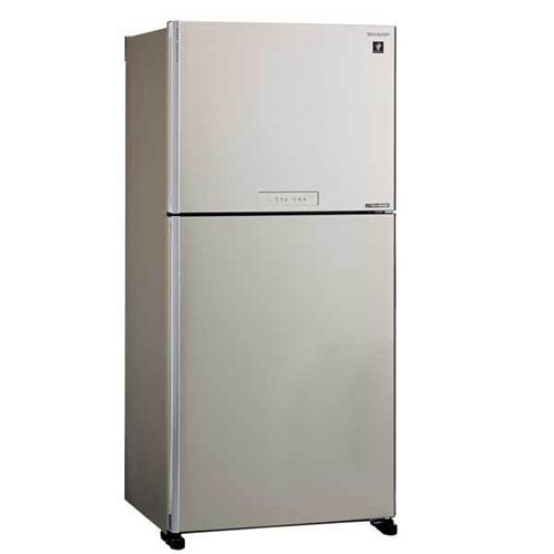 מקרר 2 דלתות בנפח 558 ליטר SJ-3355 כולל ICE MAKER