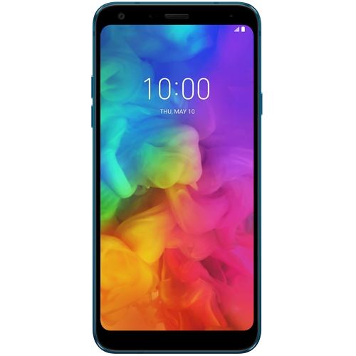 סמארטפון +LG Q7 עמיד במים ואבק אחריות יבואן רשמי