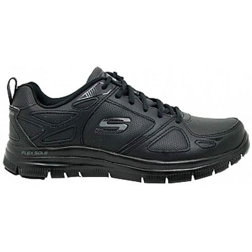 נעלי ספורט מעור גברים Skechers סקצרס דגם Flex Advantage