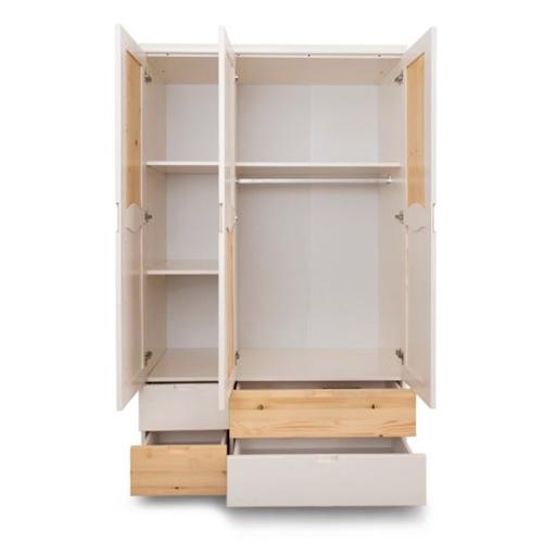 ארון עומרי בעיצוב קסום וייחודי עשוי עץ מלא בלבד