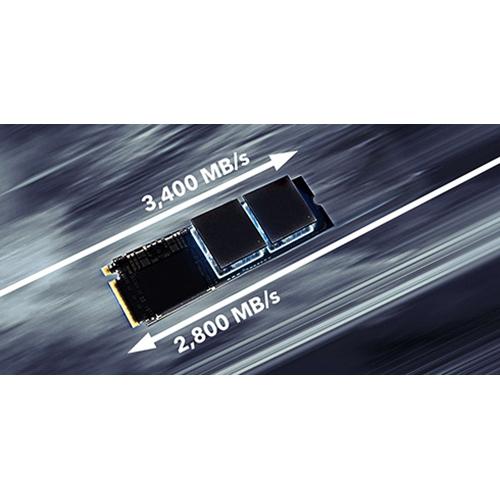 כונן פנימי WD Black™ NVMe™מסדרת 1T Western Digital