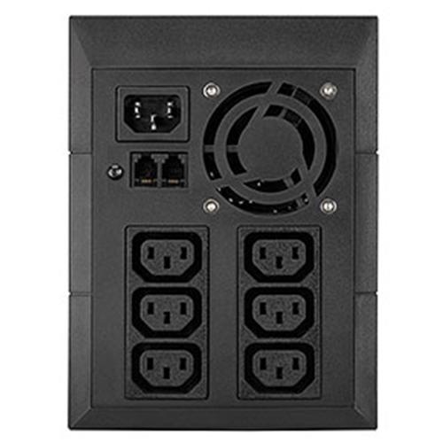 אל-פסק איכותי הספק 2000VA/1200W כולל חיבור USB