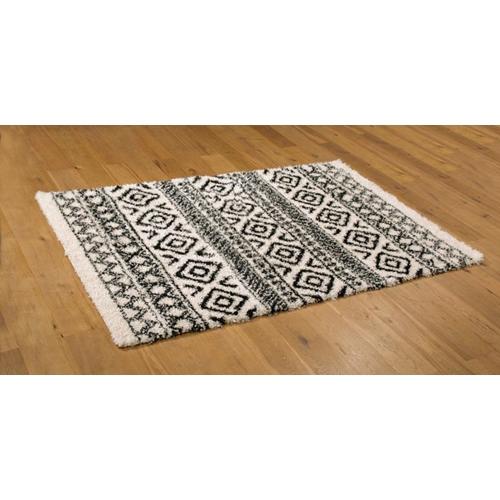 שטיח שאגי איכותי בדגם ייחודי ונעים למגע ביתילי