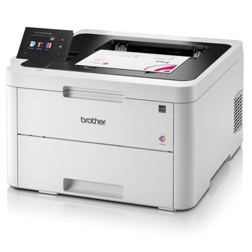 מדפסת לייזר LED צבעונית אלחוטית BROTHER HLL3270CDW