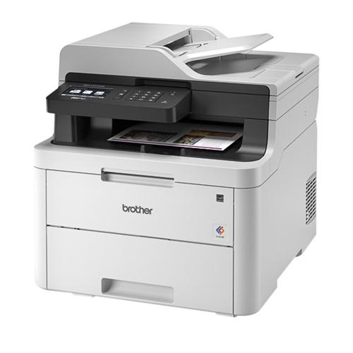 מדפסת לייזר צבעונית משולבת BROTHER MFCL3730CDN