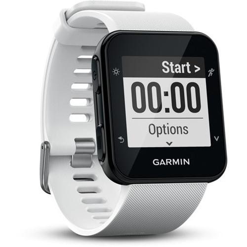 שעון ספורט חכם בצבע לבן Forerunner 35 מבית Garmin