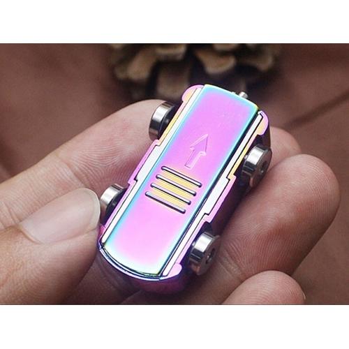 מצת אקולוגי בעיצוב מיני מכונית במחזיק מפתחות