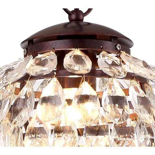 מנורת תליה מעוצבת בסגנון אלגנטי ויוקרתי ביתילי