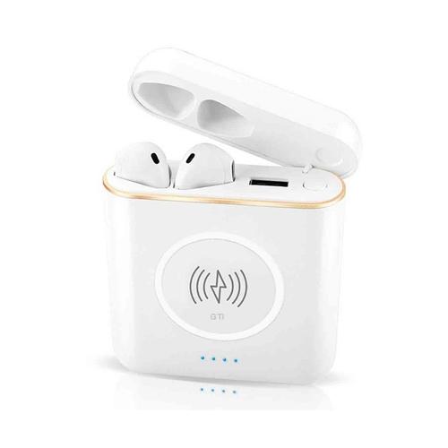 אזניות זעירות Bluetooth סטריאו TWS נטענות איכותיות