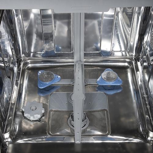 מדיח כלים רחב נירוסטה Triple Wash מבית FUJICOM