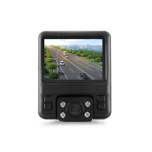 מצלמת דרך עם 2 עדשות צילום חוץ ופנים כולל GPS