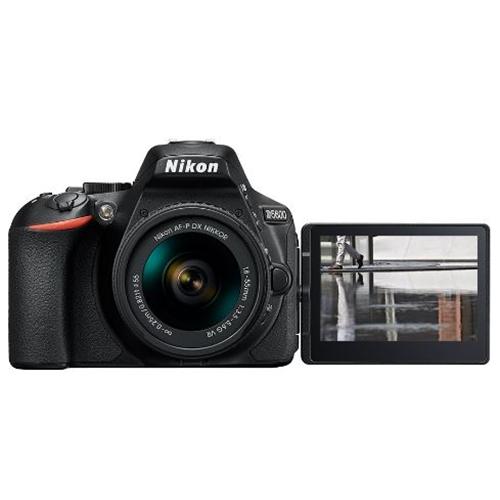 מצלמה ריפלקס דיגיטלית Nikon D5600-18-140 VR KIT
