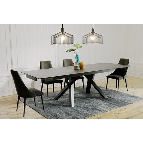 שולחן אוכל קרמיקה מפואר HOME DECOR