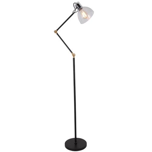 מנורת עמידה דגם טלאור שקוף -ביתילי