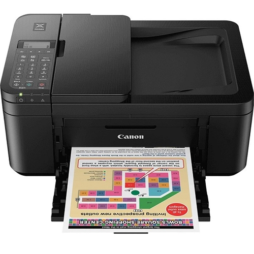 מדפסת משולבת צבעונית אלחוטית CANON TR4550