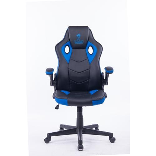 כיסא לגיימרים נוח במיוחד מבית DRAGON דגם COMBAT XL