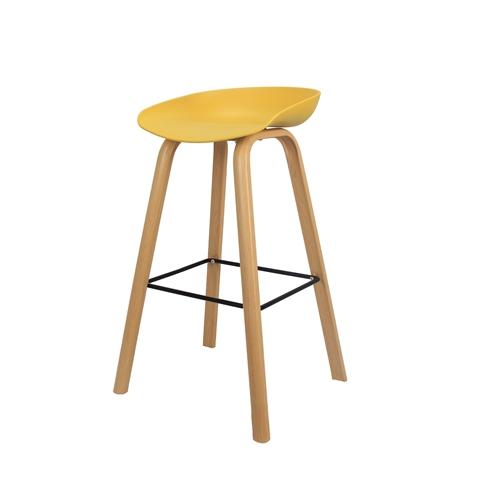 כיסא בר בעיצוב סקנדינבי דגם 696H