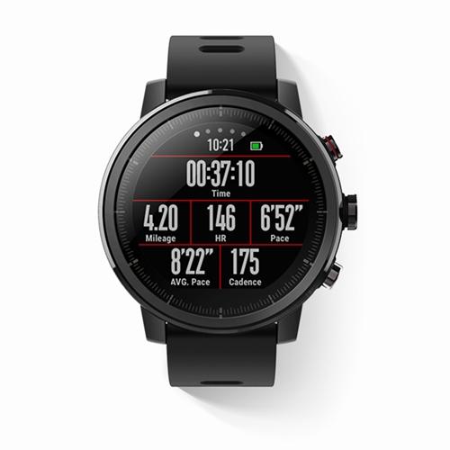 שעון חכם  דגם Amazfit Stratos