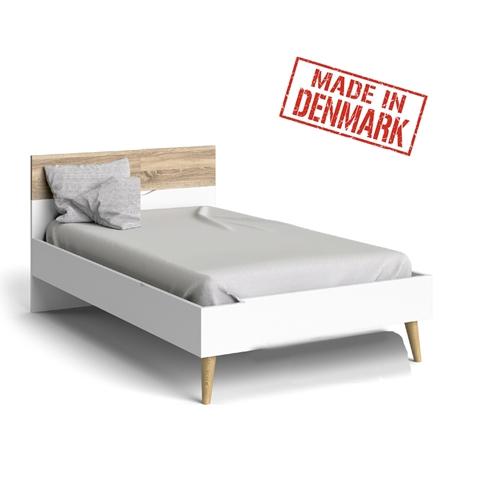 מיטת יחיד מעוצבת תוצרת דנמרק HOME DECOR דגם דלתא