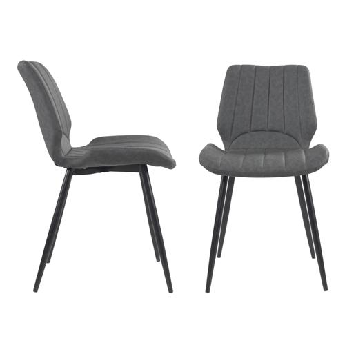 זוג כסאות לפינת אוכל HOME DECOR דגם יהב