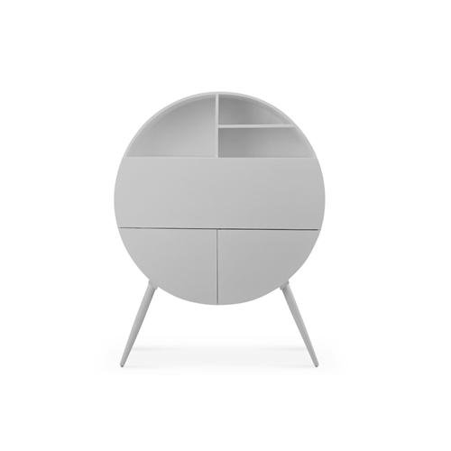 כוננית עגולה מעוצבת דגם קאלו- ביתילי