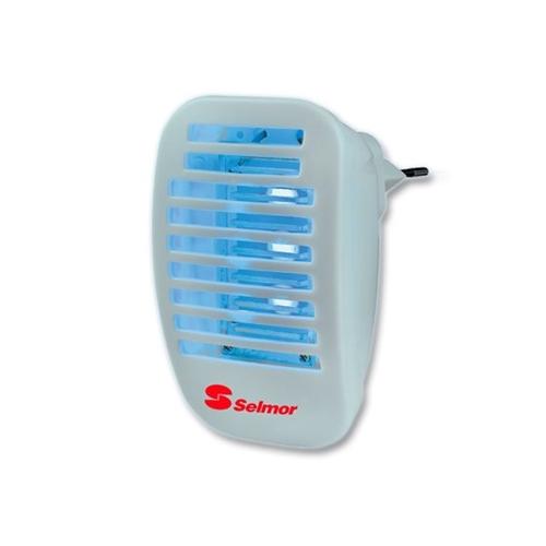 קטלן יתושים LED חשמלי 1W משולב תאורת לילה SE-305