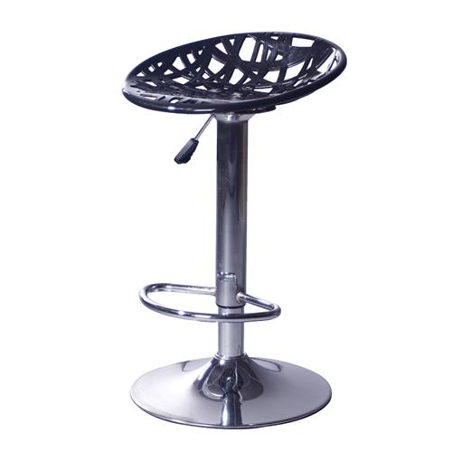 זוג כסאות בר דגם ליאם שחור