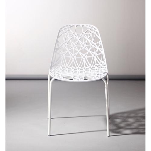 זוג כסאות דגם דגן לבן