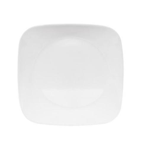 סט צלחות 18 חלקים של קורנינג דגם 400 Pure White