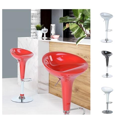 כיסא בר דגם ורונה מבית HOMAX בארבעה צבעים לבחירה