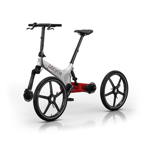 אופניים חשמליים מתקפלים Gocycle