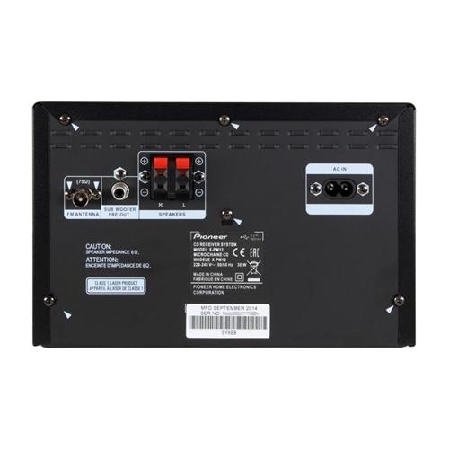 מערכת מיקרו דגם PIONEER X-PM12