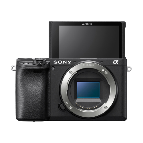 מצלמת סטילס מירורלס דגם ILC-E6400 של SONY