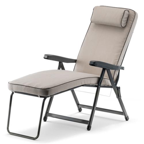 כיסא נוח מתקפל + מזרון ומצבים ליברטי תוצרת איטליה