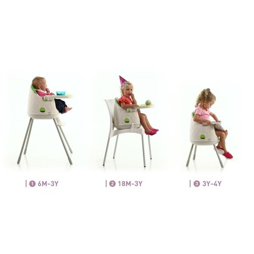 כיסא אוכל מולטי דיין- Multi Dine Highchair כתר