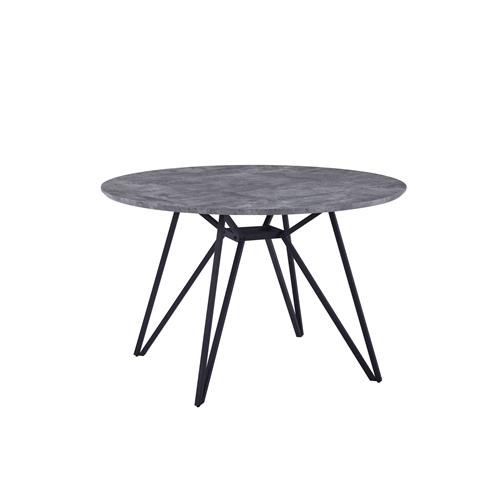 שולחן פינת אוכל עגול דגם DT445