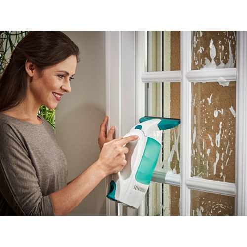 """שואב חלונות נטען 28 ס""""מ תוצרת LEIFHIET עם מתנה!"""