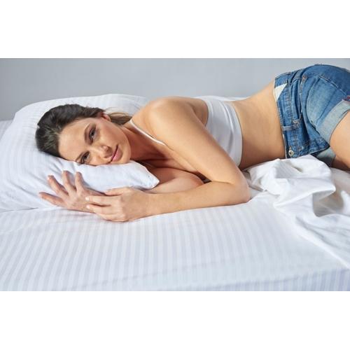 """כרית שינה אורטופדית SOFT TOUCH ד""""ר גב"""