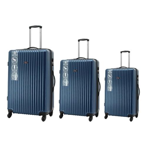 סט מזוודות קשיחות 3 יח' 28|24|20 דגם COVENT