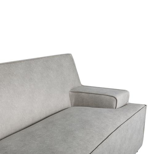 ספה רחבה 2.9 מ בבד רחיץ דגם ליסבון HOME DECOR