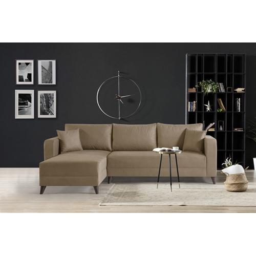 ספה פינתית מעוצבת בסגנון מודרני דגם דניאל