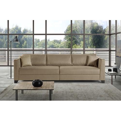 ספה ארוכה מעוצבת בסגנון מודרני דגם אוליבר