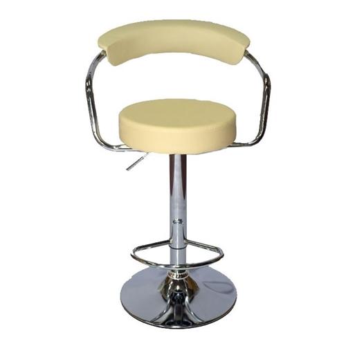 זוג כסאות בר דגם גב נוח CH12 מבית ROSSO ITALY